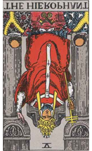Hierophant (reversed)