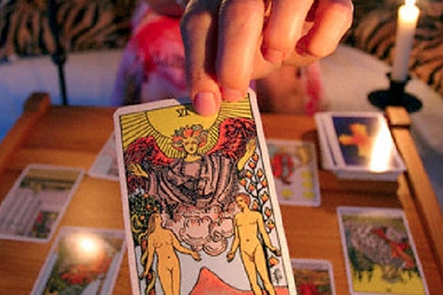 How Tarot Cards Work