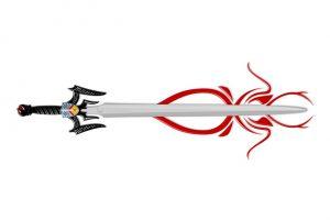 Tarot Card Suit of Swords