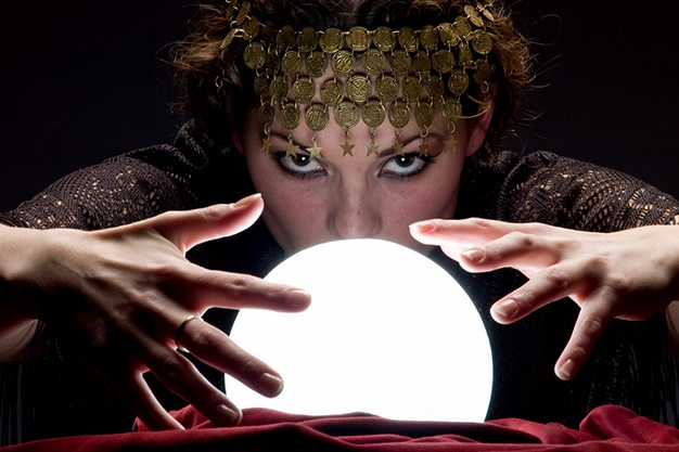 Fortune-Telling: From Palm Readings to Tarot Cards