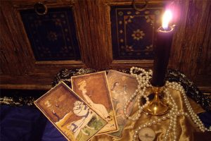 The History of Magic Tricks and Tarot Cards