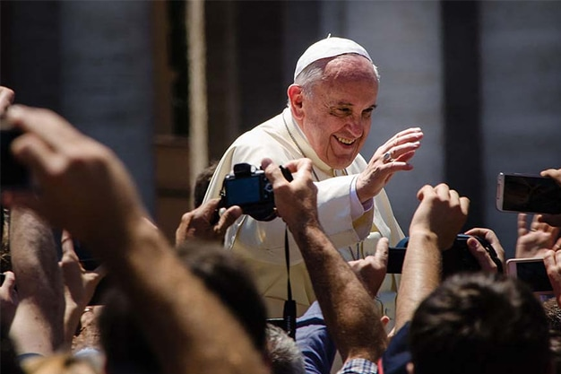 Ways to be a better person according to pope francis