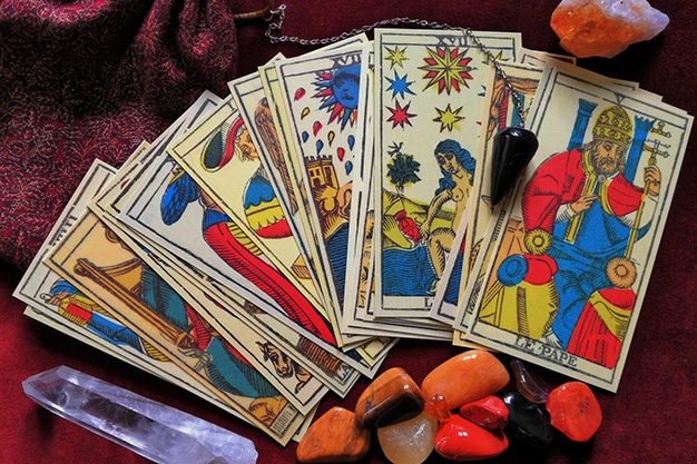 Latin Tarot Card Meanings