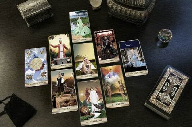 The Lotus Tarot Deck Cards and Meanings