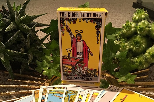The Most Famous Tarot Deck: Rider-Waite