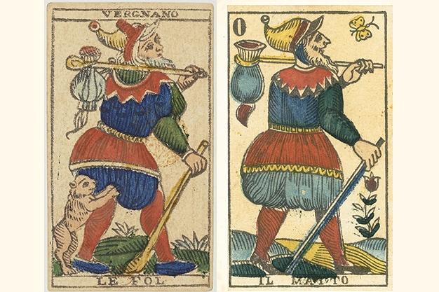 tarot de marseille latin tarot card