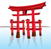 Spiritual Symbols - the shinto torii