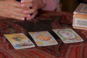 Three Card Tarot