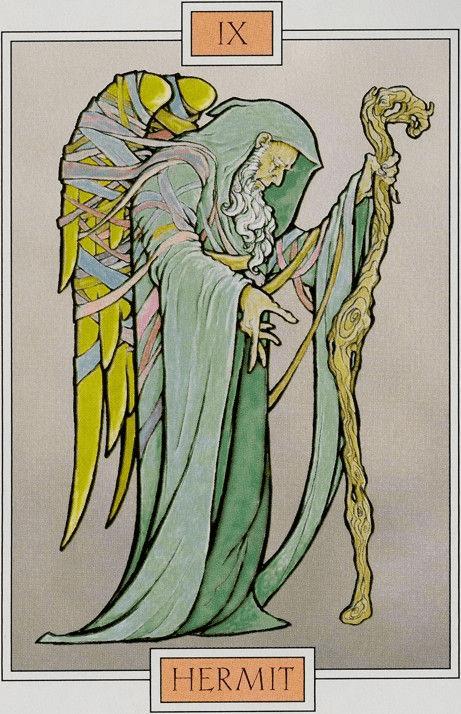 Winged Spirit Tarot