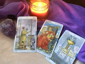 Read Tarot Card