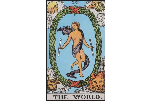 The World Tarot