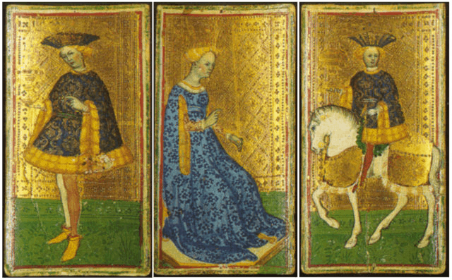 Brera-Brambilla Visconti-Sforza Tarot