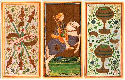 Pierpont-Morgan Bergamo Visconti-Sforza Tarot